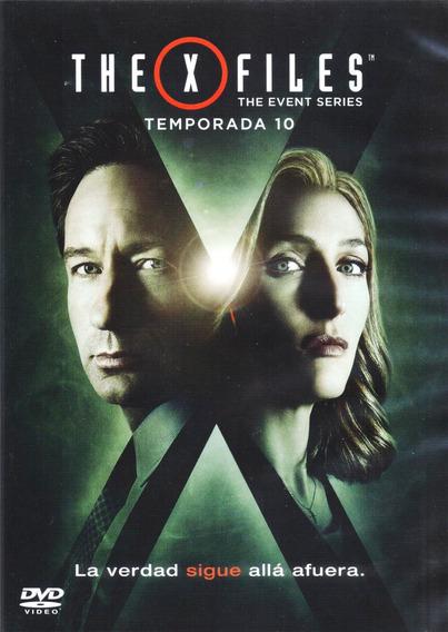 The X-files Expedientes Secretos Temporada 10 Diez Dvd
