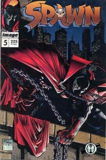 Comic Spawn Image Español 1995 Averigua Por Mas Tomos