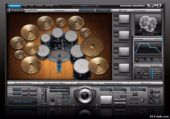 Ezdrummer 2 Com Todas As Bibliotecas Pc Ou Mac