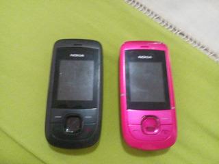 Celular Nokia (preço Pelos 2 Aparelhos)