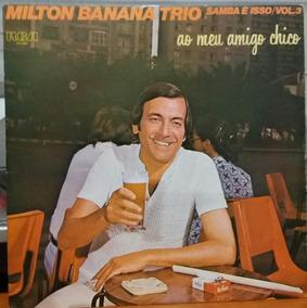 Milton Banana Trio - Samba É Isso Vol. 3 1979 (lp)