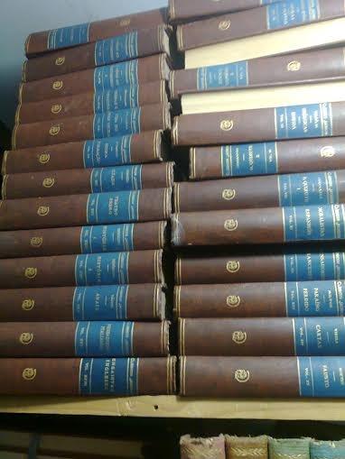 Coleção Clássicos Jackson - 40 Volumes Editora W. M. Jackson