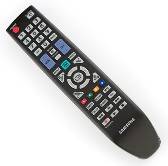 Controle Remoto Tv Lcd Samsung Bn59-00997a Original + Nf
