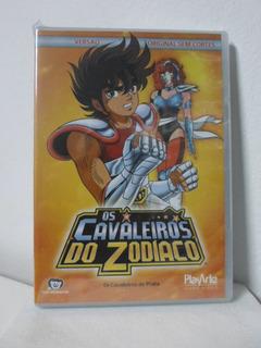 Dvd Os Cavaleiros Do Zodiaco Vol. 6 - Lacrado