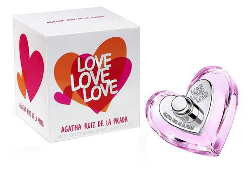 Perfume Love Agatha Ruiz D La Prada Mujer Orignl Envíogratis