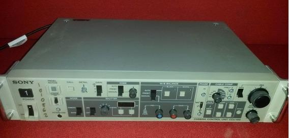 Sony Ccu-m5 - Unidade De Controle De Camera