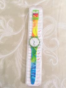 Relógio Swatch Ed. Limitada Rio 2016 Jogos Olímpicos