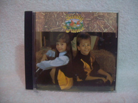 Cd Original Sandy & Júnior- Sábado À Noite