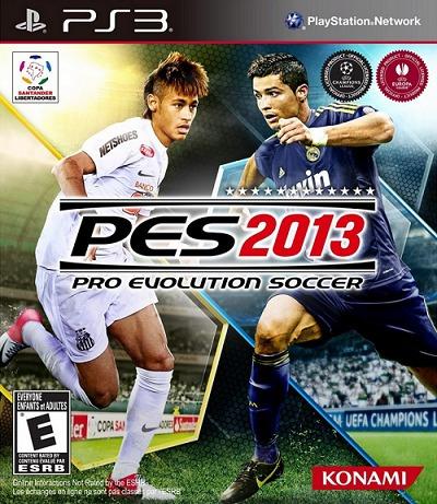 Pes 2013 (ps3)