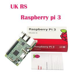 Kit Raspberry Pi3 Pi 3 + Case Acrilico + Dissipador + Fonte
