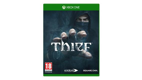 Jogo Da Square Enix Novo Lacrado Thief Para Xbox One