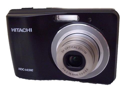 Câmera Digital Hitachi Hdc-1491e 14mp (#5h7)