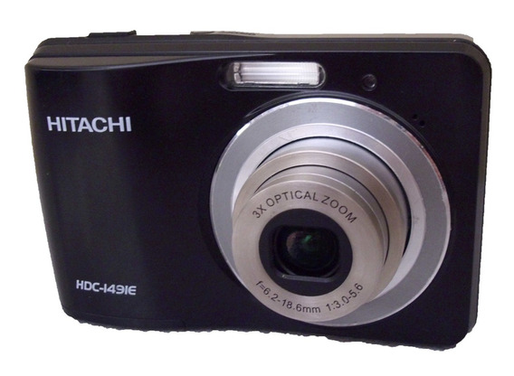 Câmera Digital Hitachi Hdc-1491e 14mp (#5h7)