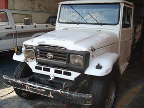 Toyota Bandeirante,frontier,jpx,engesa,jipe,rural,f75,f1000
