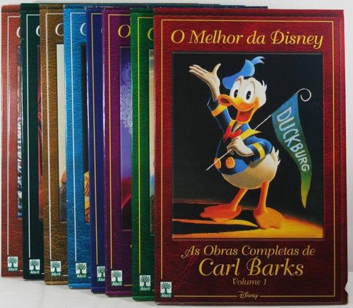 O Melhor Da Disney As Obras Completas De Carl Barks