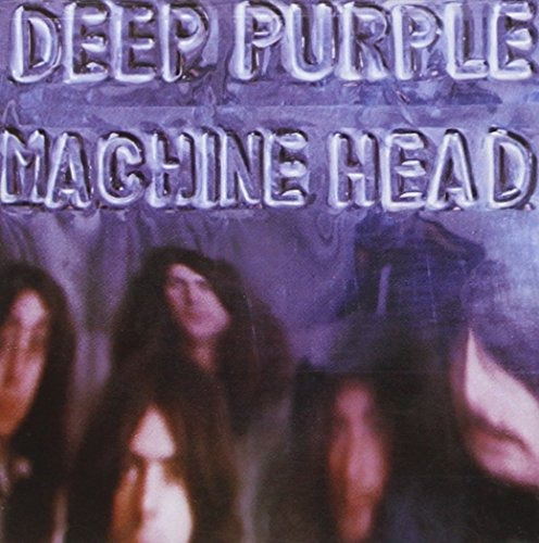 Cd : Deep Purple - Machine Head (cd)