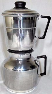 Cafeteira Econômica 1,5 Litros Alumínio Polido 1 Pç