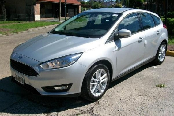 Ford Focus S1.6 S 5 Puertas 2019 0km As1