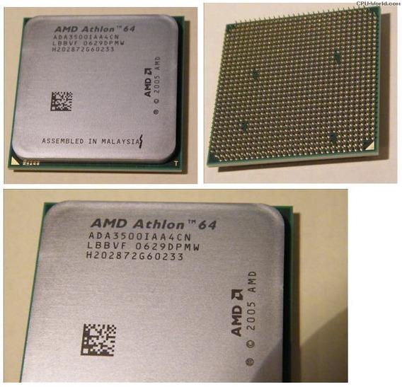 Processador Amd Socket Am2 Am2+ Athlon 64. Envio Td.brasil