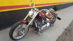 Harley Davidson Breakout Cvo 2013