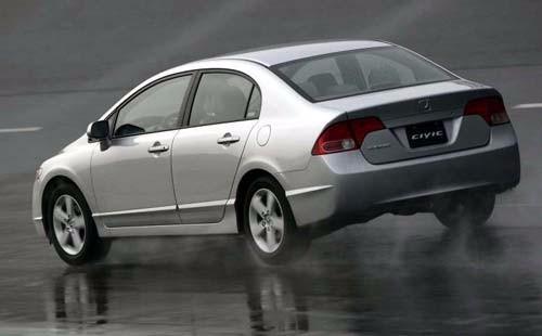 Honda Civic Aut. 2007  Sucata Para Retirada De Peças