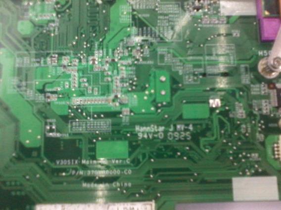 Kit Placa Mãe Neo Pc A3150/positivo Sim 10272044 Com Defeito