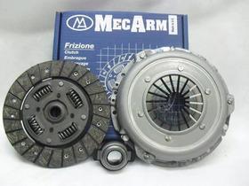 Kit Embreagem Peugeot 307 1.6 16v Flex 2001/  Mecarm Mk9651