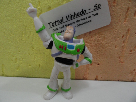 Boneco Buzz Lightyear Toy Story Disney Pixar Original *