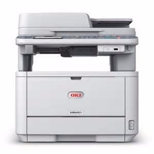 Impresora Multifuncion Oficio Oki Mb491