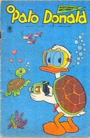 Lote Com 3 Gibis Pato Donald/zécarioca-1967/1970- Só 42reais