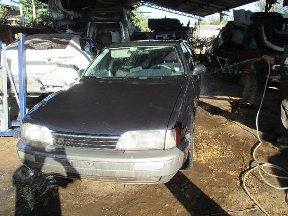 Hyundai Sonata 1988 - 1991 En Desarme