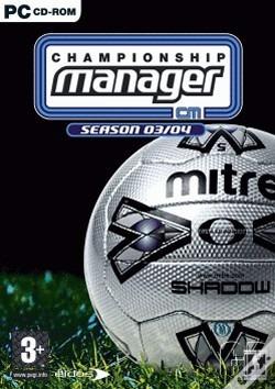 Cm0304 - Championship Manager Fevereiro 2019