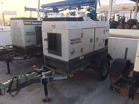 Generador Electrico Wacker G25 De 20 Kw Mod. 2011