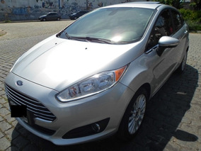 Ford Fiesta Kd Titanium Powershift Impecable!