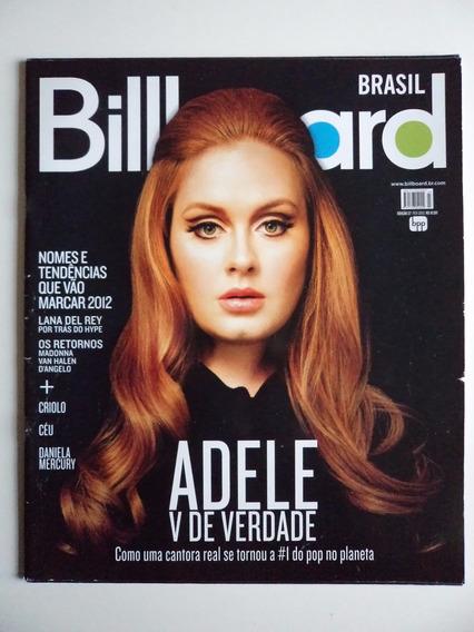 Revista Billboard Brasil - N 27 - Fevereiro De 2012