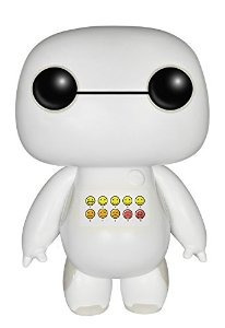 Funko Pop Disney: Big Hero 6 -emoticon De Pecho Baymax -2015