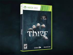 Jogo Da Square Enix Midia Fisica Lacrado Thief Para Xbox 360