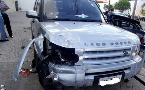 Imagem 1 de 10 de Land Rover Discovery 4 3.0 Diesel Sucata Para Vender Peças