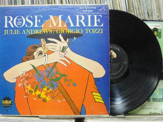Rose-marie Trilha Sonora Regida Lehman Engel Lp Rca Lop-1001