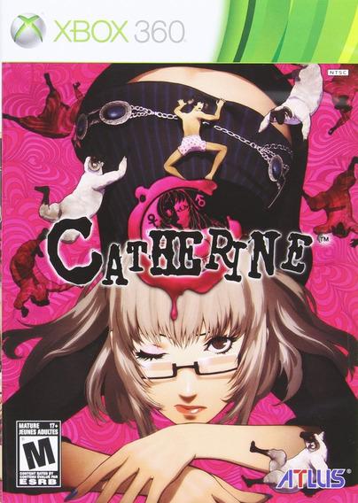 Catherine Xbox 360 Mídia Física Lacrado