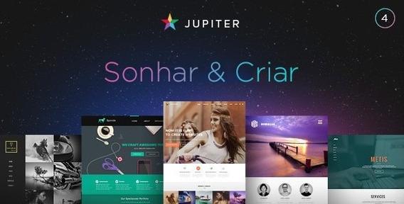 Tema Wordpress Jupiter Multi-purpose Responsive Theme 2015