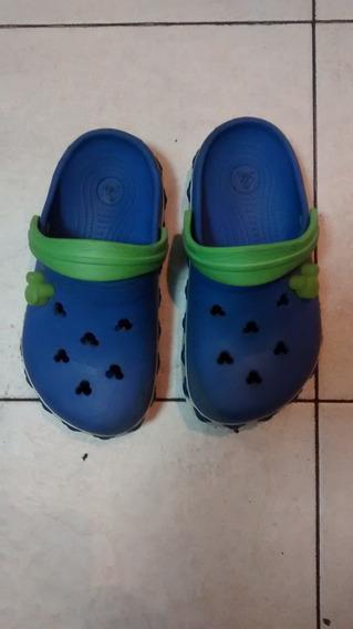 Crocs Disney Originales Usadas