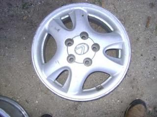 Vendo 4 Rines De Aluminio De Lexus Es 300