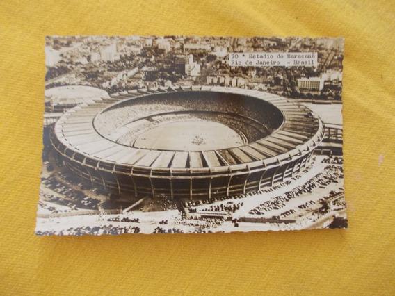 267- Postal Estadio Do Maracana Rio Janeiro Brasil 70