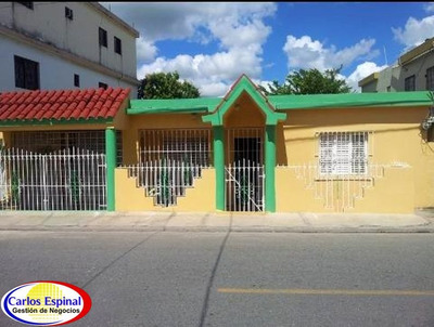 Casa Barata De Venta En Higuey, República Dominicana Cv-035