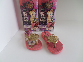 Chinelo Infantil Ever After High Grendene