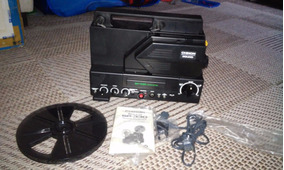 Projetor Chinon Sound Sp-330 Sound Projector, Com Manual