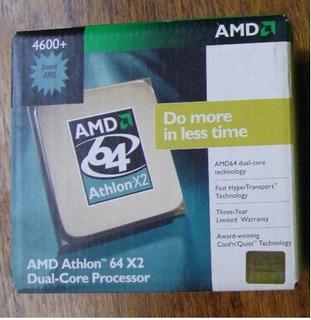 Cpu Amd 64 Athlon X2 4600+