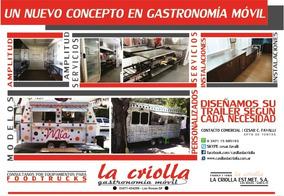 Food Truck Equipamos Tu Camion, Furgon, O Colectivo