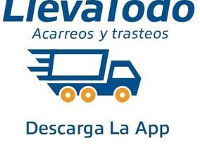 Acarreos Bogotá Pequeños Económicos Minitrasteos Tenemos App